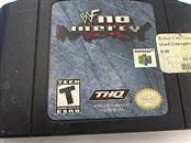 N64 - WWF NO MERCY